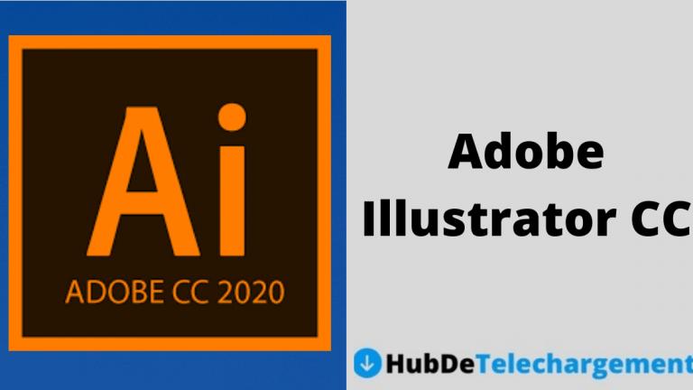 Téléchargement de la version complète d'Adobe Illustrator CC 2020 pour Windows