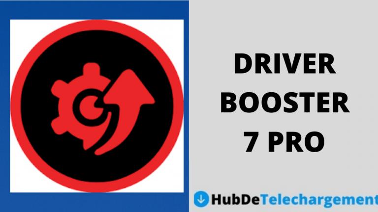 Téléchargez la version complète de Driver Booster 7 PRO gratuitement