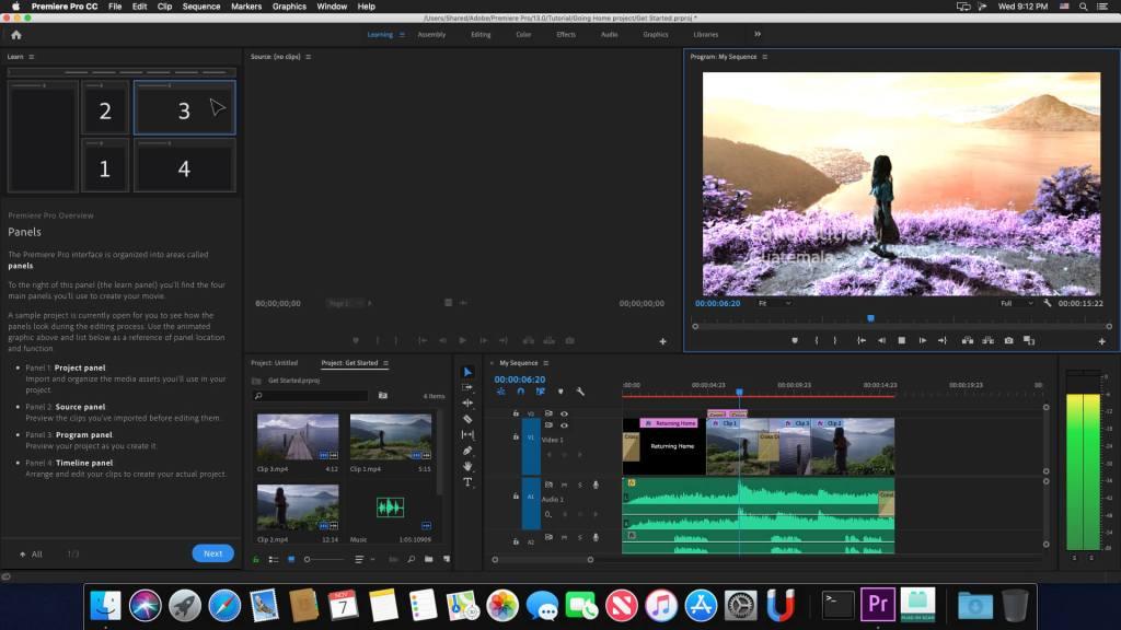Adobe After Effects CC 2019 pour MAC OS gratuit