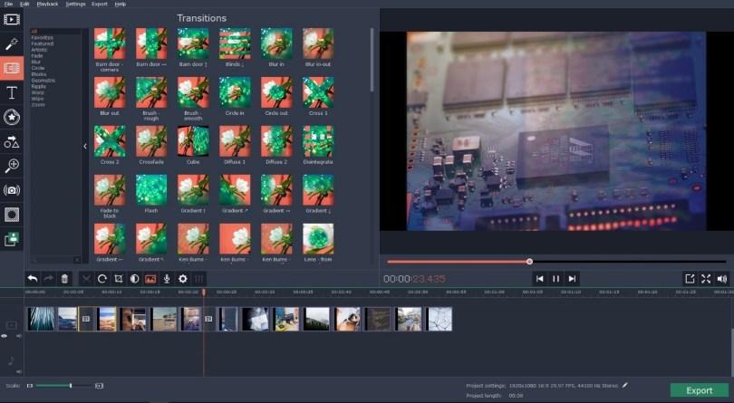 Téléchargement gratuit de Movavi Video Editor