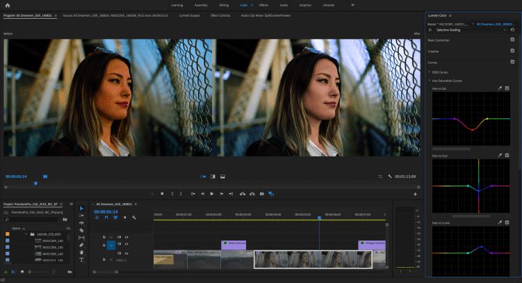Téléchargement gratuit d'Adobe Premiere Pro 2019