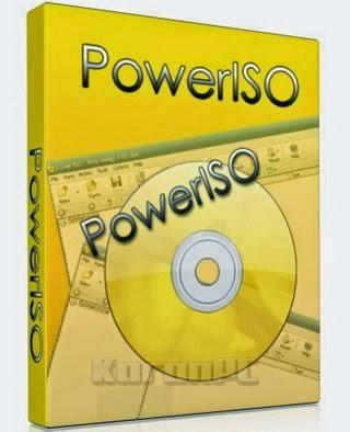 Power ISO v7.5 Télécharger gratuitement