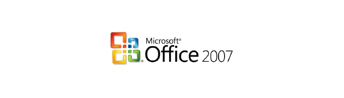 TÉLÉCHARGER Ms office 2007 gratuit