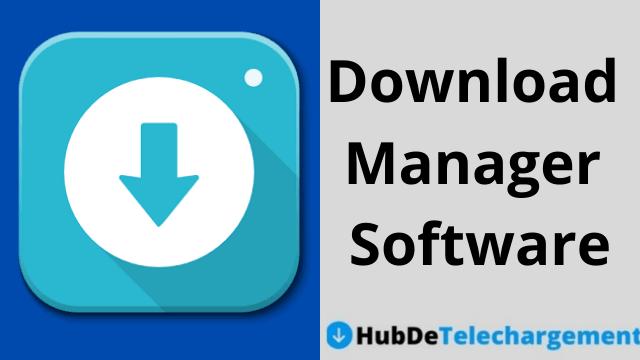Logiciel de gestion de téléchargement pour Windows et macOS