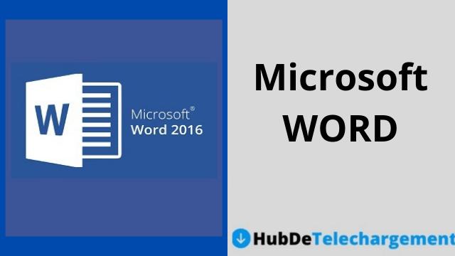 Télécharger la dernière version de Microsoft Word gratuitement