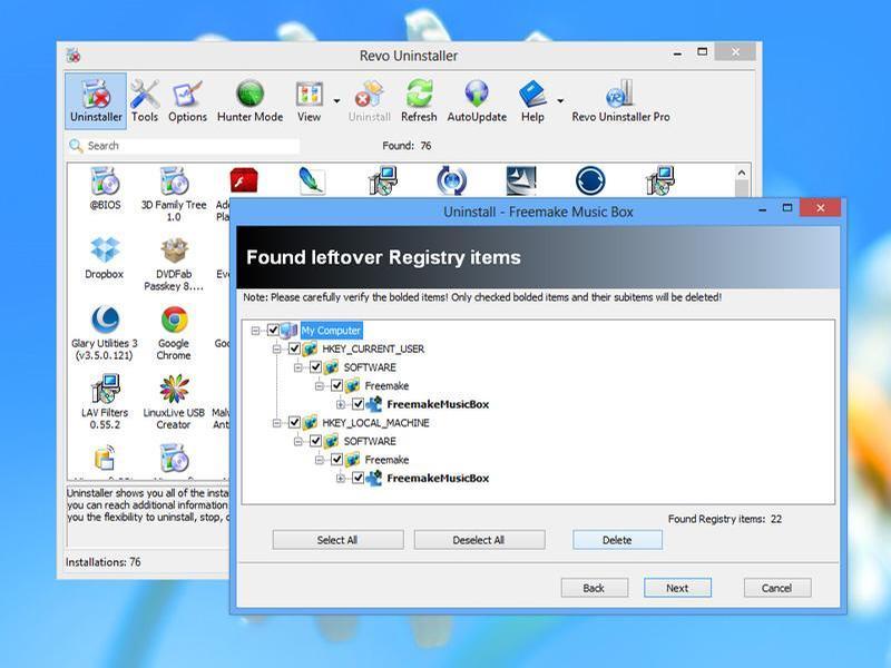 Télécharger Revo Uninstaller Freeware – Gratuit et complet