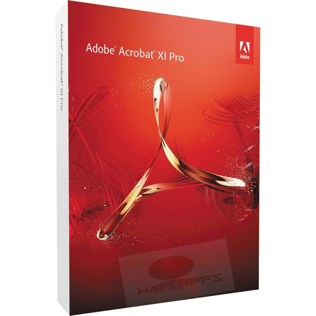 Adobe Acrobat Pro XI Version complète pour Windows gratuitement