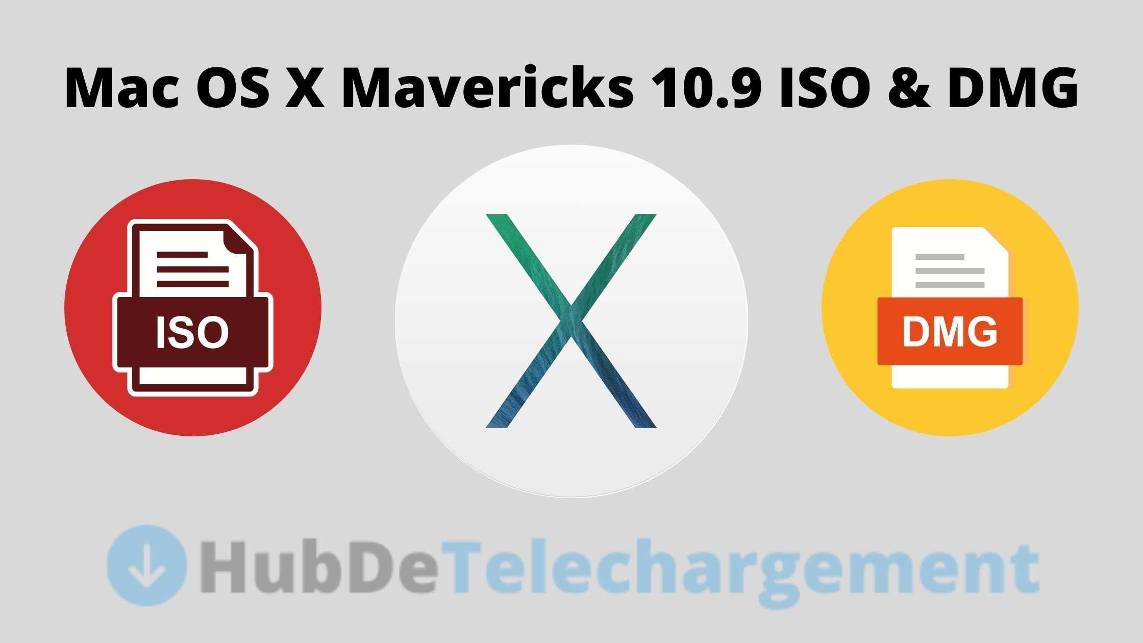 Mac OS X Mavericks 10.9